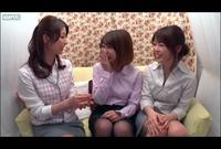 【素人】同じ会社の女の子同士が初レズ体験!【ナンパ】Vol.03