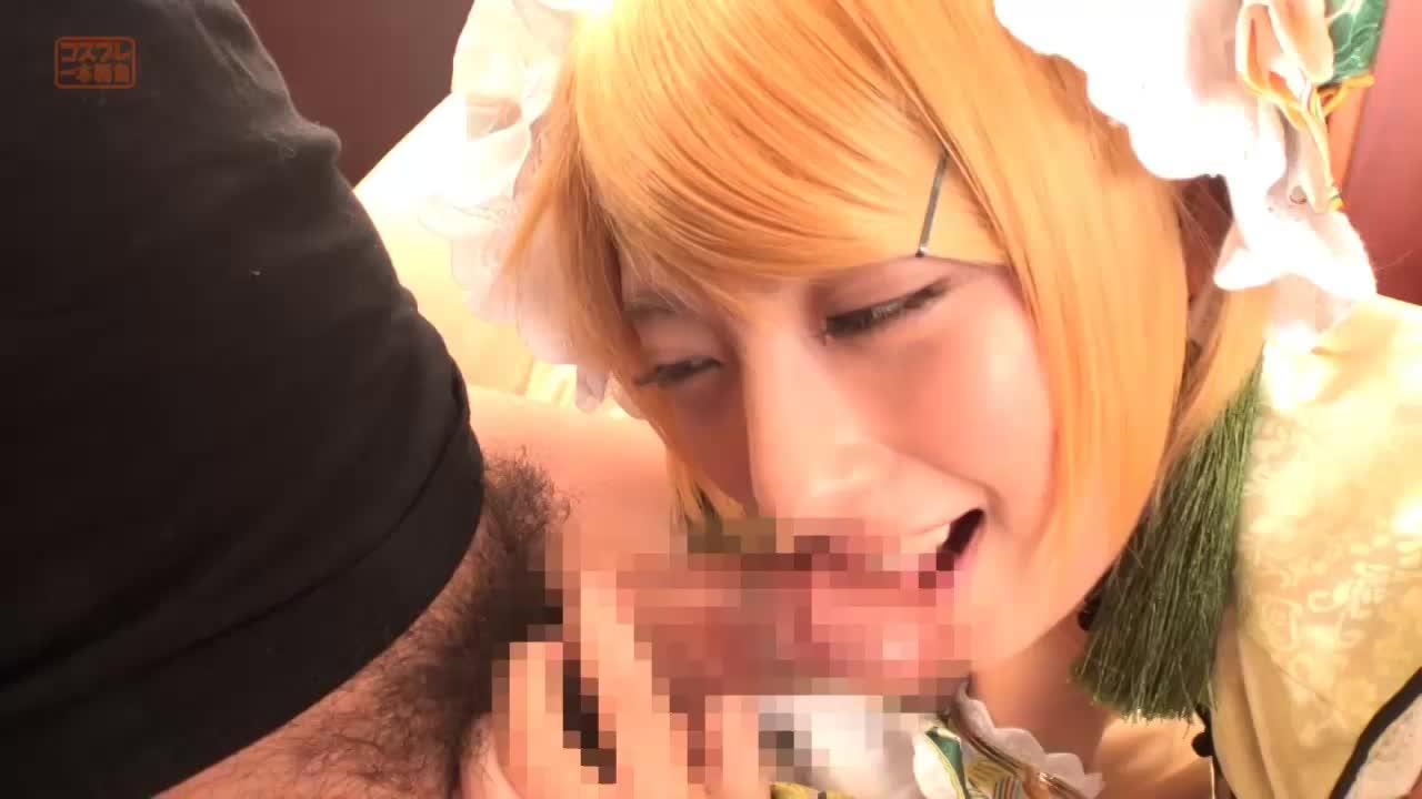 【ハメ撮り】めちゃくちゃロリで可愛いショートカット美少女が有名アニコスレイヤー素人風にハメ撮り個人撮影してるクソエロいやつ!